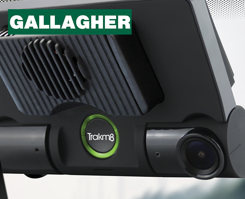 TK Gallagher cut accident rates using Trakm8 telematics cameras