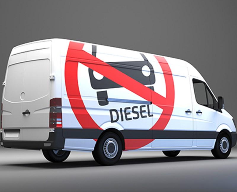 Could diesel vans become extinct?