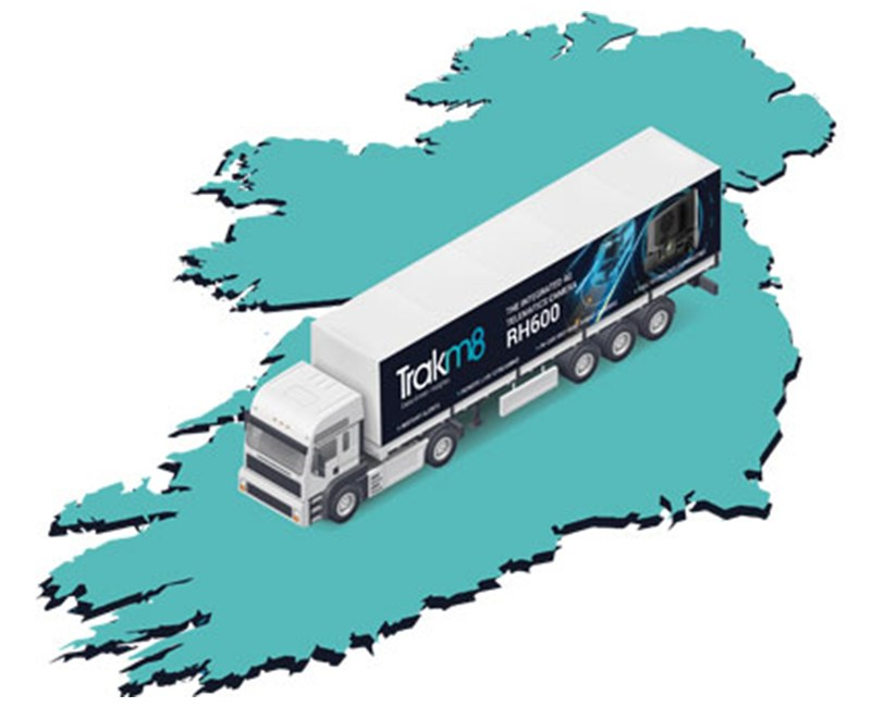 Trakm8 expands its presence in Ireland