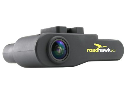 RoadHawk DC-2 dash cam rotated
