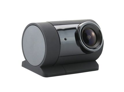 RH600 dash cam with dual camera lens