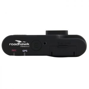 roadhawk dc-3 dash cam with SD slot