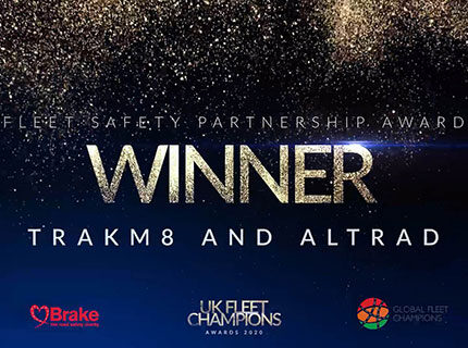 Trakm8 Award Winners