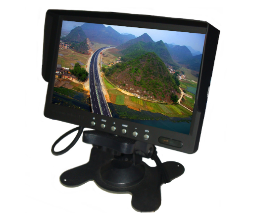 RoadHawk TFT Monitor