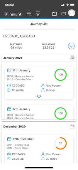 Insight Mobile App